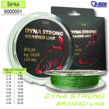 dyna strong 100